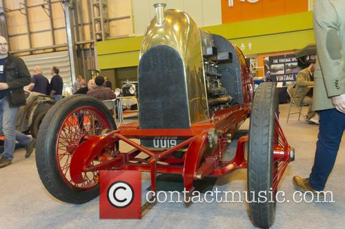 1911 Fiat S76 - Tipo 12 The Beast Of Turin 1