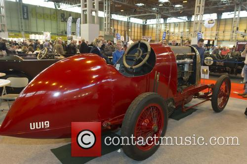 1911 Fiat S76 - Tipo 12 The Beast Of Turin 2