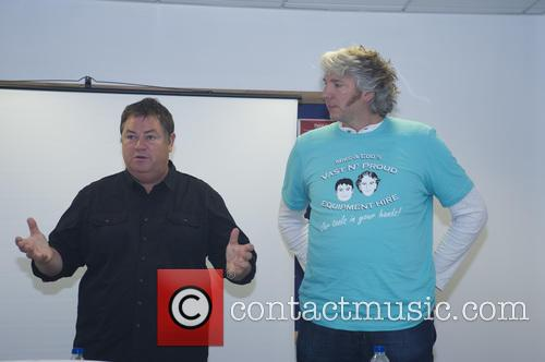Wheeler Dealers Live Stage, Mike Brewer and Edd China 3
