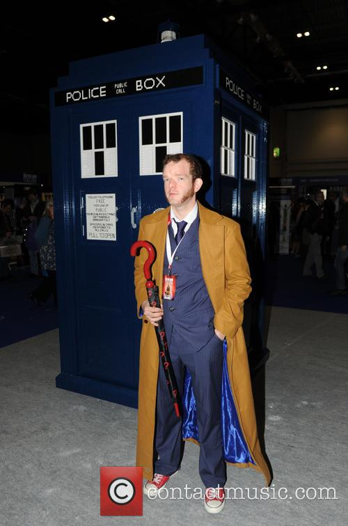 Doctor Who and Cosplay