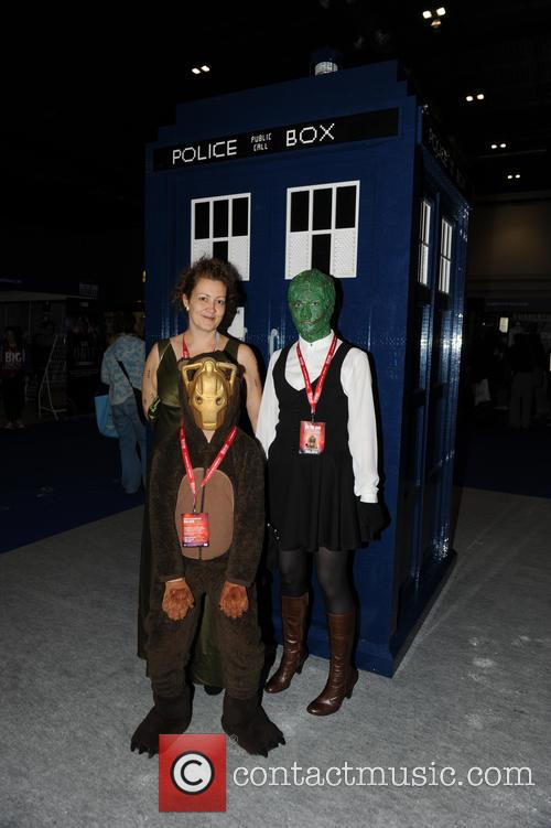 Doctor Who and Cosplay 4