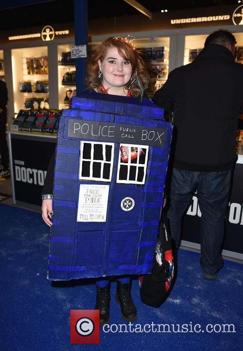 Doctor Who and Guest 10