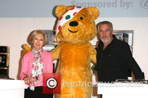 Mary Berry, Paul Hollywood and Pudsey 5