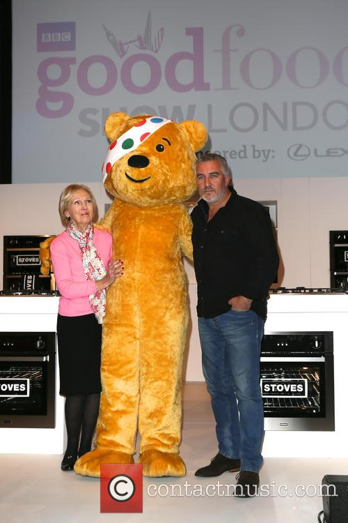 Mary Berry, Paul Hollywood and Pudsey 7