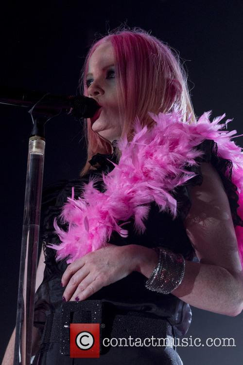 Shirley Manson and Garbage 2