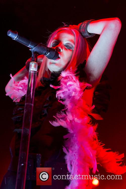 Shirley Manson and Garbage 4