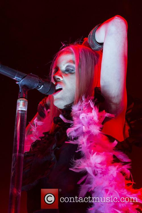 Shirley Manson and Garbage 5