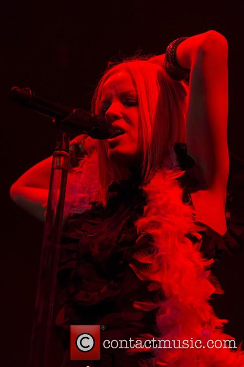 Shirley Manson and Garbage 7