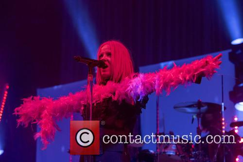 Shirley Manson and Garbage 10