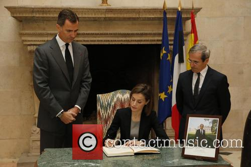 King Felipe Vi and Queen Letizia 2