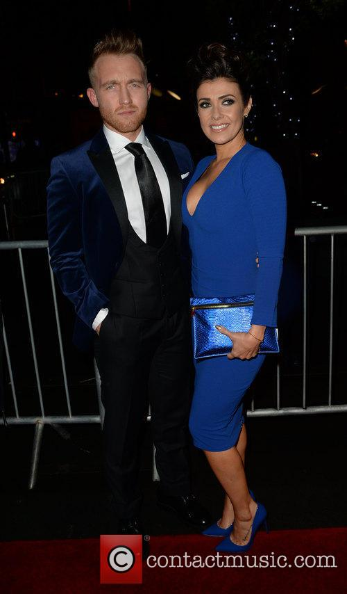 Kym Marsh and Matt Baker 7
