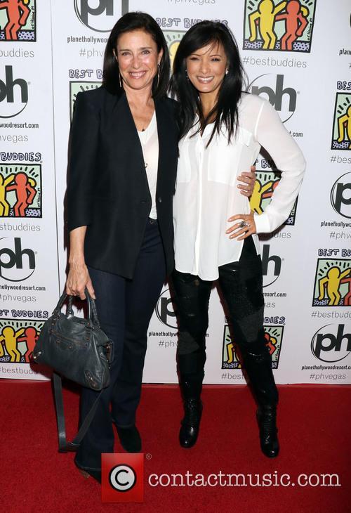 Mimi Rogers and Kelly Hu 4