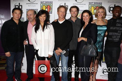 Benito Martinez, Bobby Costanzo, Kelly Hu, Greg Germann, Patrick Schwarzenegger, Mimi Rogers, Kristanna Loken and Roger Cross 3