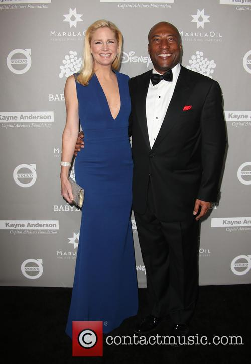 Byron Allen and Jennifer Lucas 4