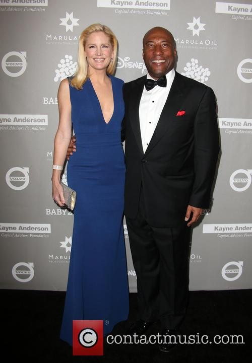 Byron Allen and Jennifer Lucas 5