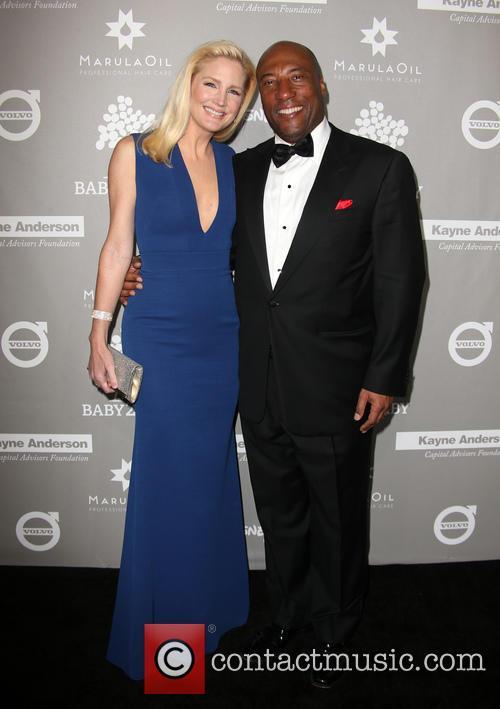 Byron Allen and Jennifer Lucas 6