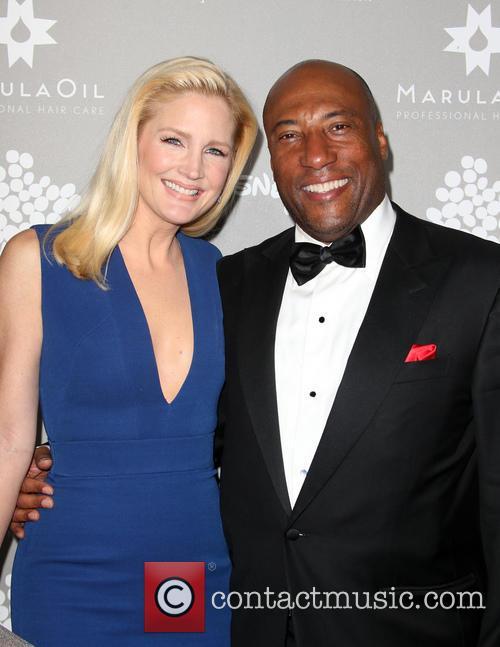 Byron Allen and Jennifer Lucas 7