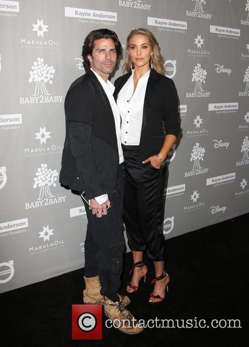 Greg Lauren and Elizabeth Berkley 1