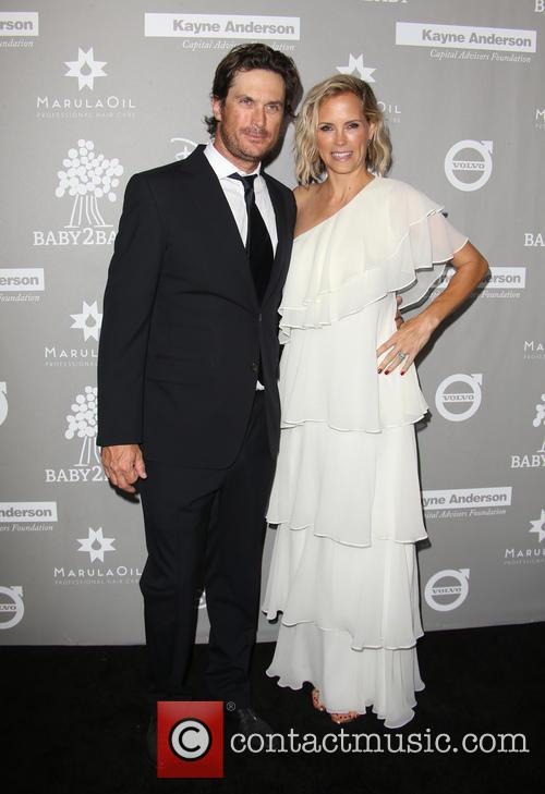Erinn Bartlett and Oliver Hudson