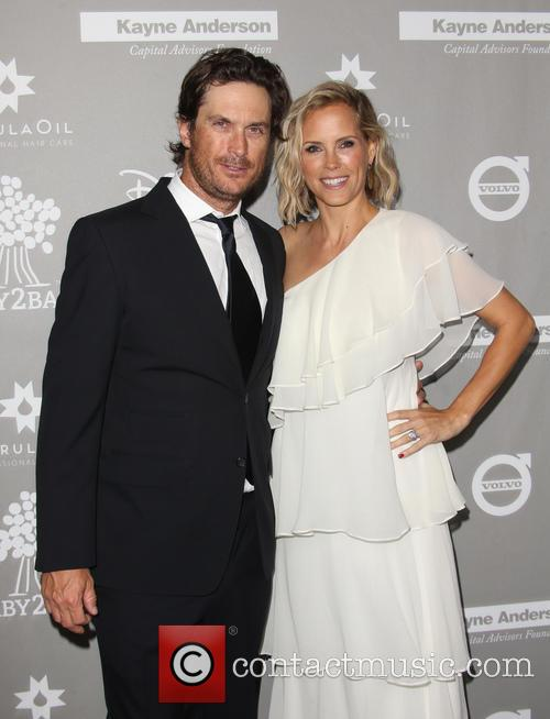 Erinn Bartlett and Oliver Hudson 5