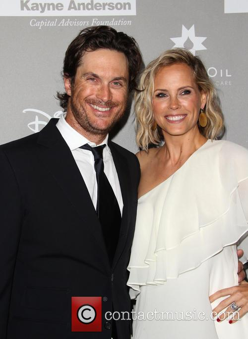 Erinn Bartlett and Oliver Hudson 6