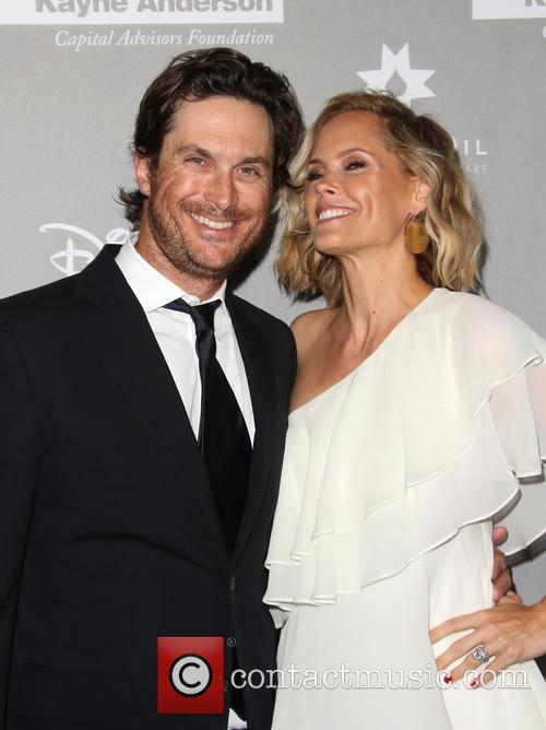 Erinn Bartlett and Oliver Hudson 7