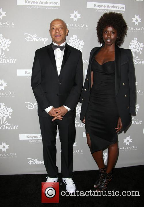 Russell Simmons and Porscha Thomas 3