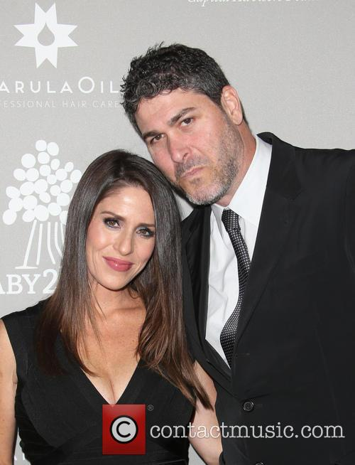 Soleil Moon Frye and Jason Goldberg 1