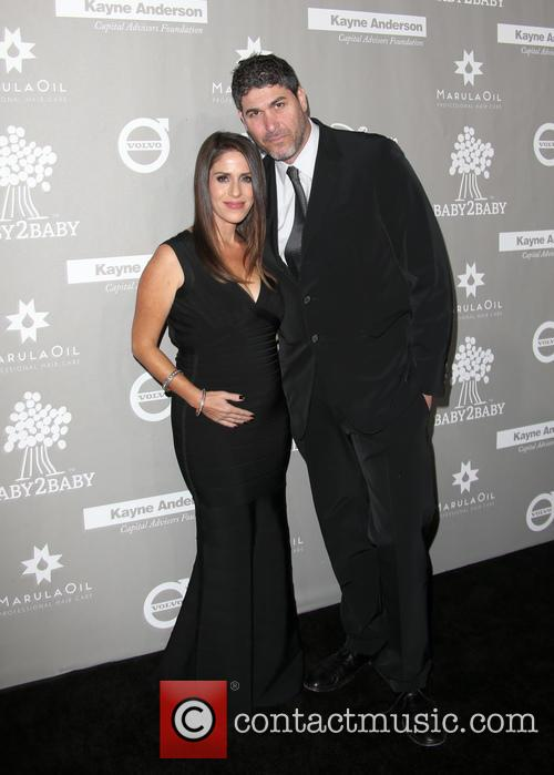 Soleil Moon Frye and Jason Goldberg 8