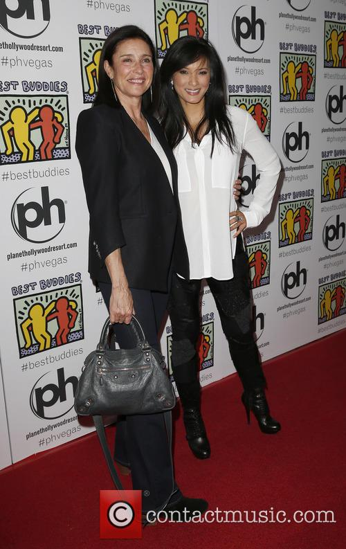 Mimi Rogers and Kelly Hu 4