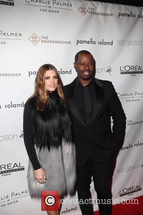 Ashley Greene and Ted Gibson 2