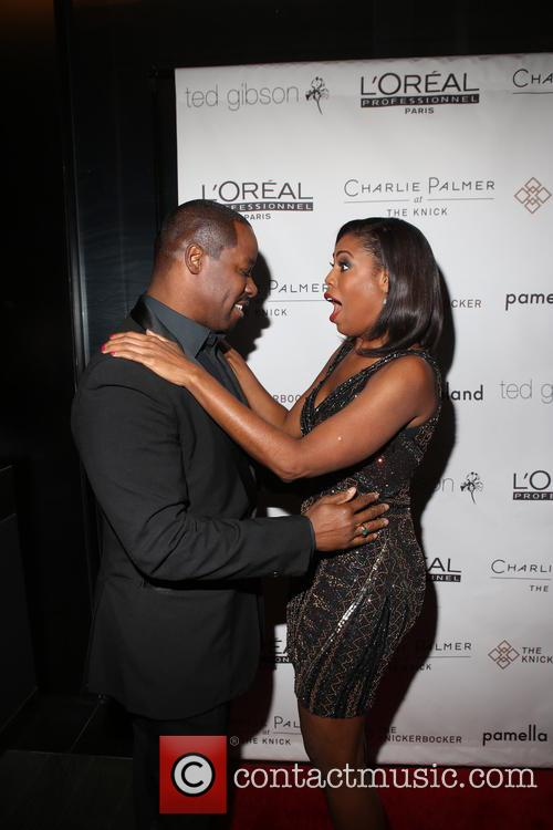 Ted Gibson and Omarosa 2