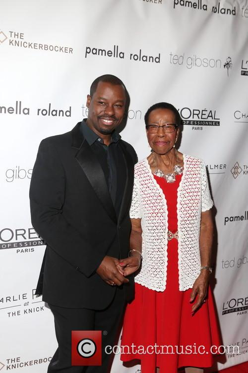 Ted Gibson and Mother 5