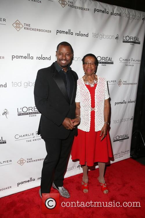 Ted Gibson and Mother 6