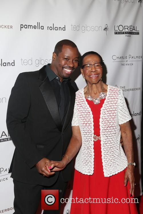 Ted Gibson and Mother 7