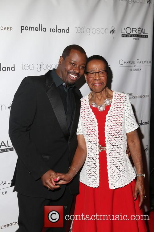 Ted Gibson and Mother 8