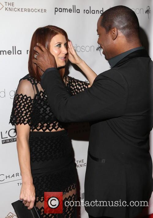 Kate Walsh and Ted Gibson 6