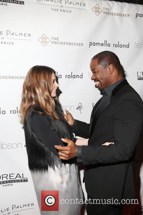 Ashley Greene and Ted Gibson 10