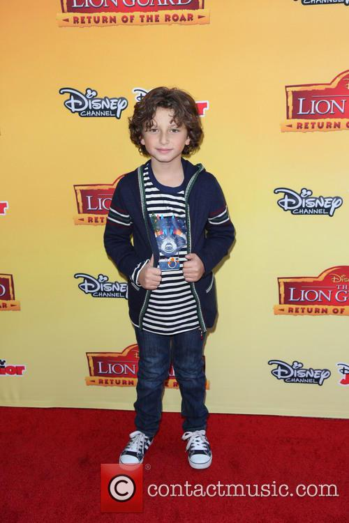 The Lion and August Maturo 3
