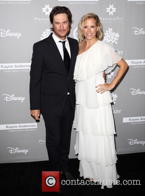 Oliver Hudson and Erinn Bartlett 2