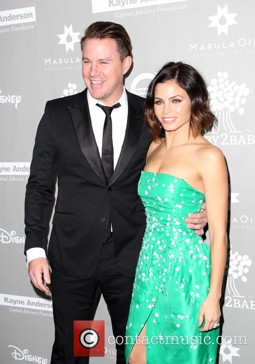 Channing Tatum and Jenna Dewan Tatum 6
