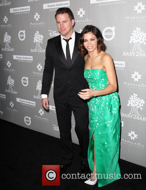 Channing Tatum and Jenna Dewan Tatum 7