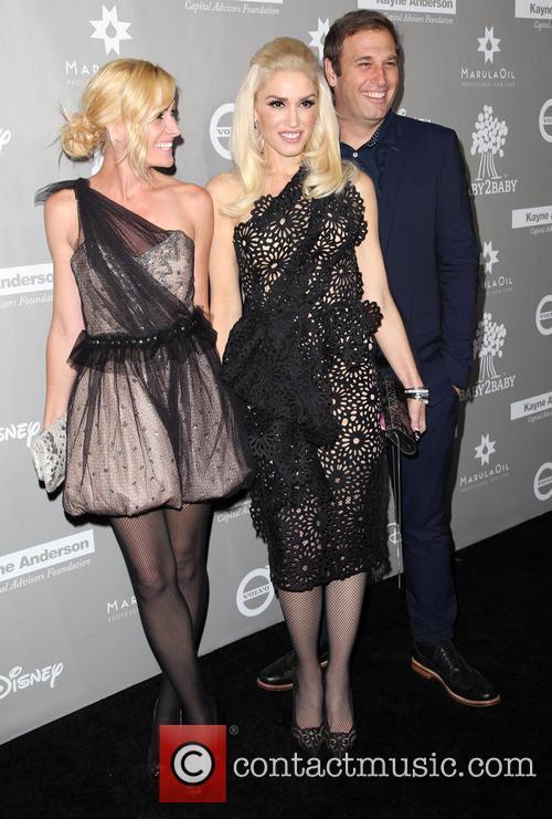Jennifer Stefani, Gwen Stefani and Todd Stefani 1