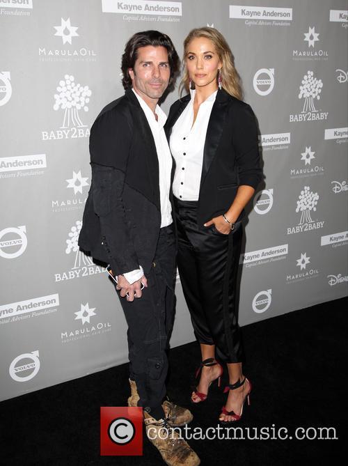 Greg Lauren and Elizabeth Berkley 4