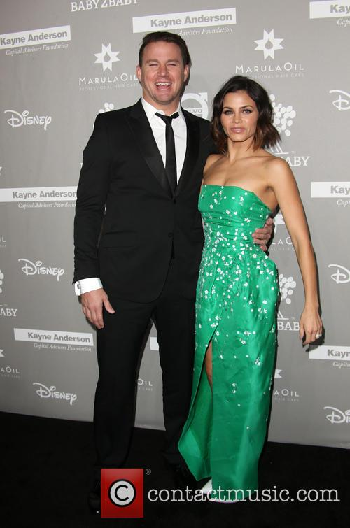 Channing Tatum and Jenna Dewan 8