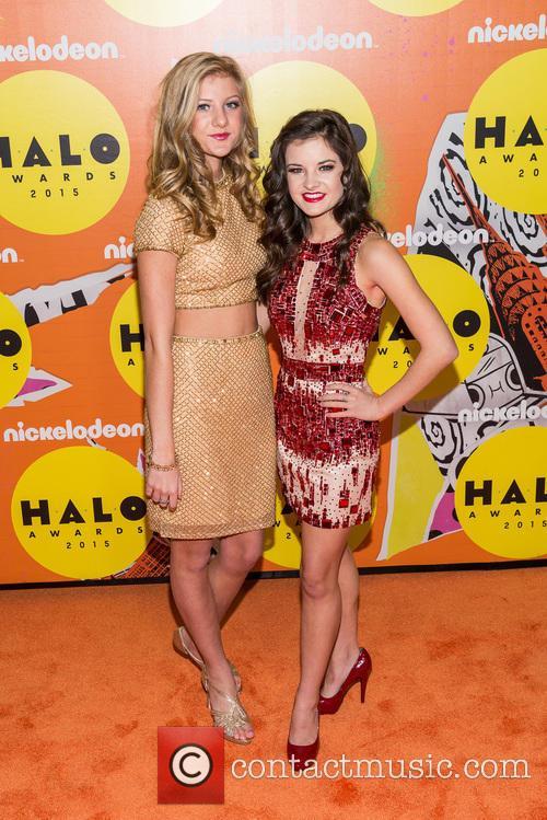 Paige Hyland and Brooke Hyland 1