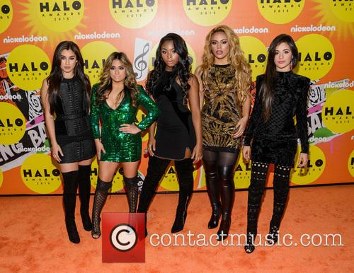 Fifth Harmony, Lauren Jauregui, Ally Brooke, Normani Hamilton and Dinah Jane Hansen 2