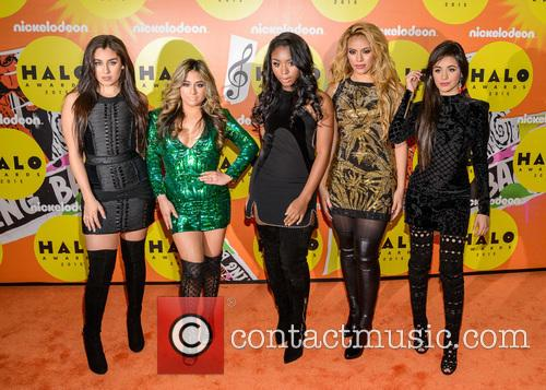 Fifth Harmony, Lauren Jauregui, Ally Brooke, Normani Hamilton and Dinah Jane Hansen 3