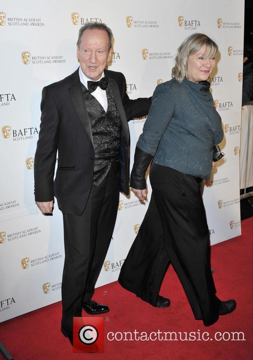 Bill Paterson and Hildegard Bechtler 2