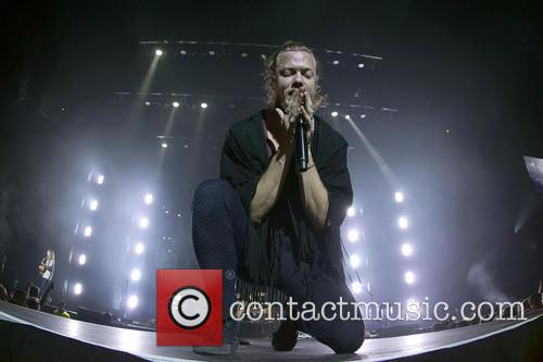 Imagine Dragons and Dan Reynolds 1